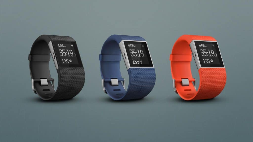 GPS Running Fitbit