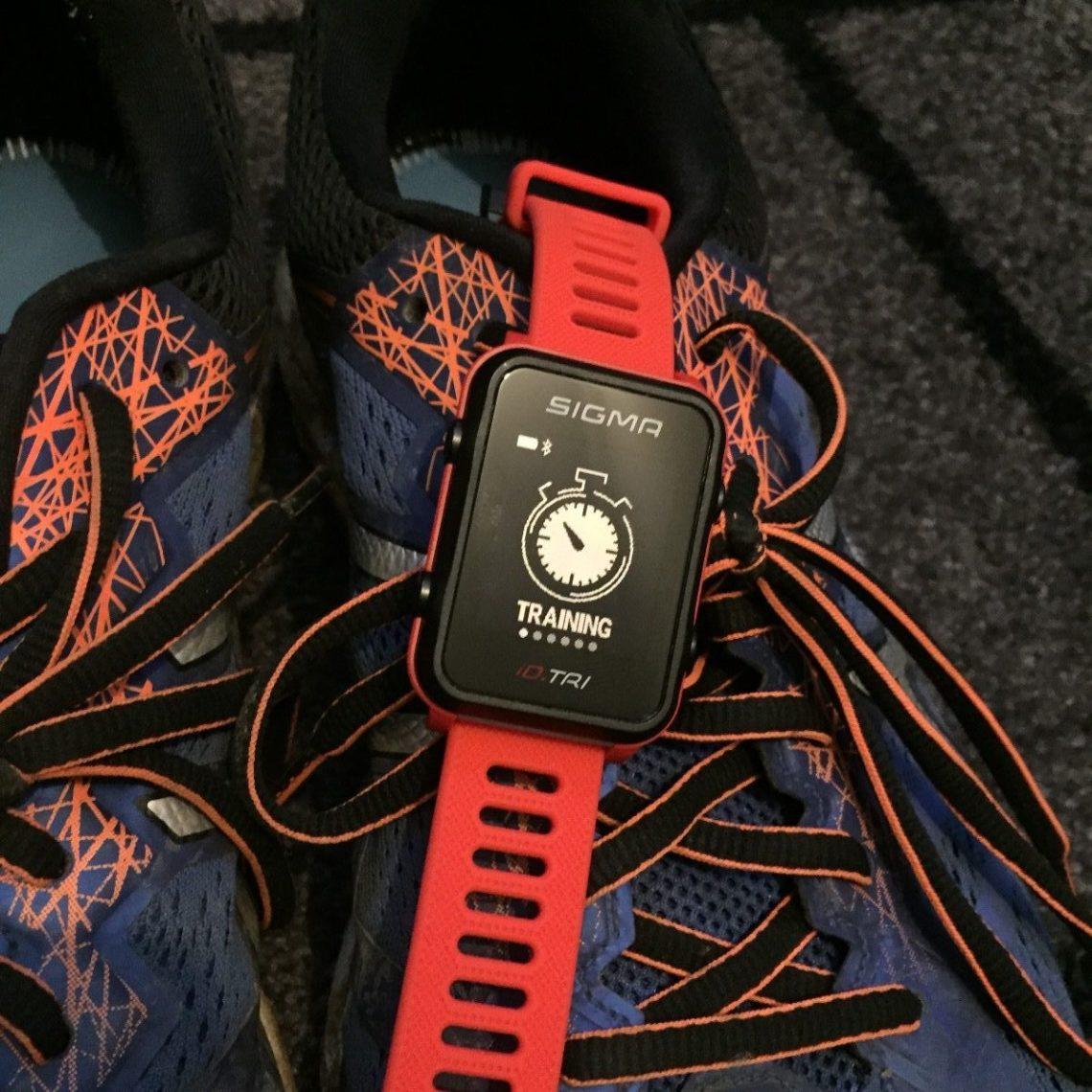 GPS Running Sigma