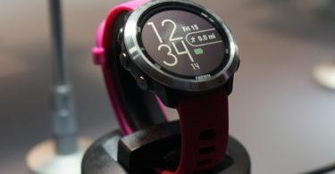 GPS Running Garmin