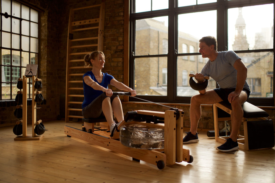 rameur waterrower