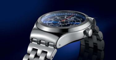 montre swatch homme automatique