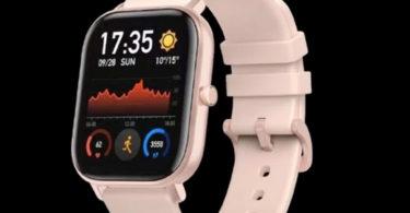 montre smartwatch connectée