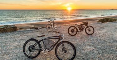 vélo électrique vintage
