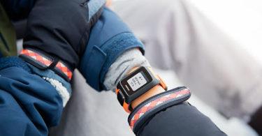GPS running TomTom